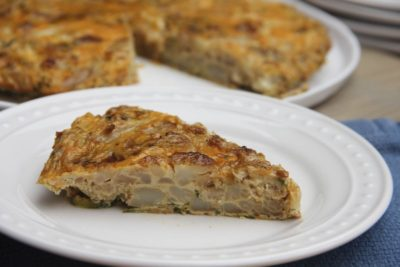 Quick, Healthy, Cheap Recipe #15 – Spanish Tortilla