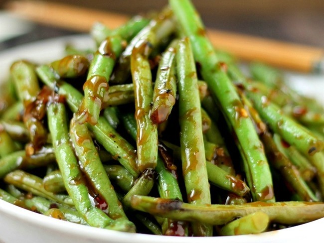 Quick, Healthy, Cheap Recipe #18 – Copycat PF Chang's Green Beans