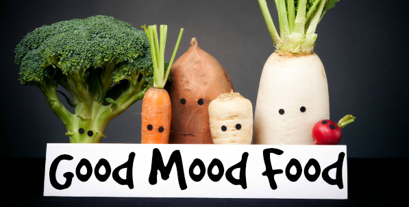 Eat your way to a better mood